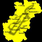 Bezirkslogo mit Stadtnamen
